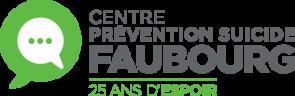 Centre de prévention suicide Faubourg